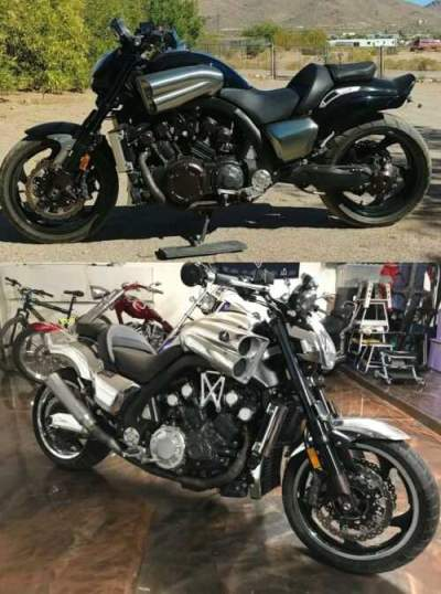 2009 Yamaha V Max Chromed for sale