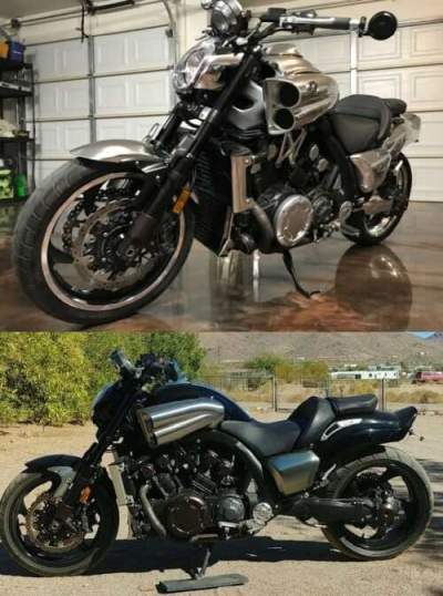 2009 Yamaha V Max Chromed for sale craigslist