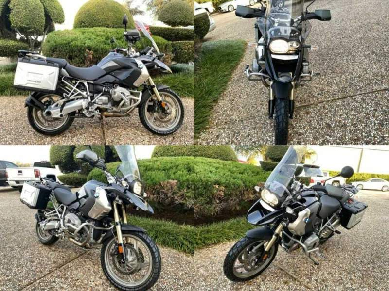 2010 BMW R-Series Gray for sale