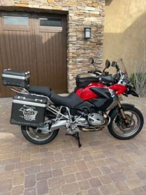 2010 BMW R-Series Red for sale craigslist photo