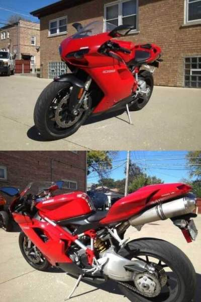 2010 Ducati Superbike for sale craigslist