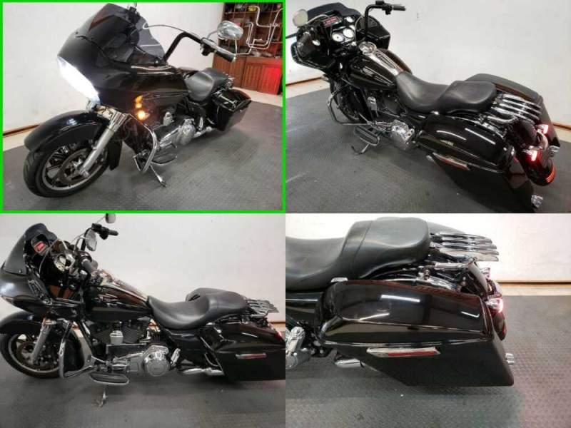 2010 Harley-Davidson Road Glide Custom FLTRX Road Glide Custom Black for sale