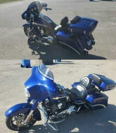 2010 Harley-Davidson Touring Candy Concorde for sale craigslist