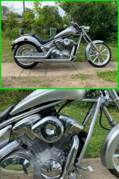2010 Honda Fury ABS Silver for sale craigslist