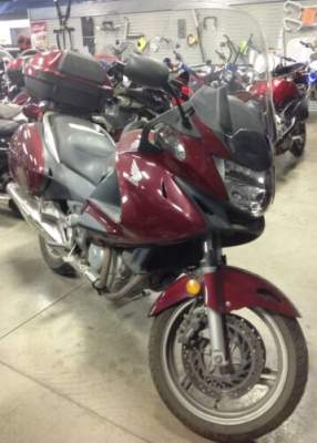 2010 Honda NT700V Red for sale