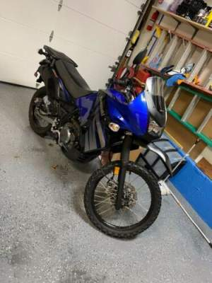 2010 Kawasaki KLR  for sale craigslist photo