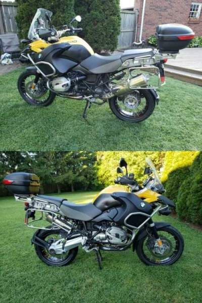 2011 BMW R-Series Yellow for sale craigslist