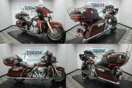 2011 Harley-Davidson FLHTK - Electra Glide Ultra Limited Light And Dark Root Beer for sale