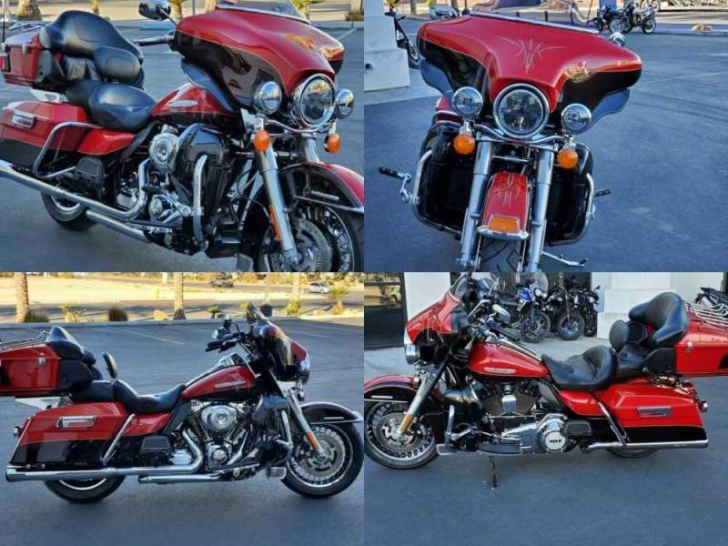 2011 Harley-Davidson FLHTK - Electra Glide® Ultra Limited -- for sale craigslist photo