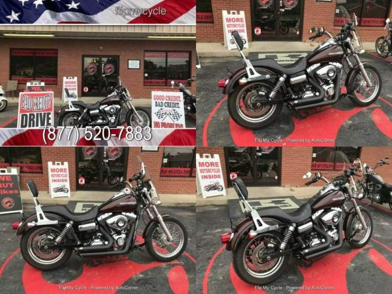 2011 Harley-Davidson FXDC Dyna Super Glide Custom Black for sale craigslist