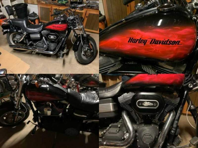 2011 Harley-Davidson Other Black for sale craigslist photo