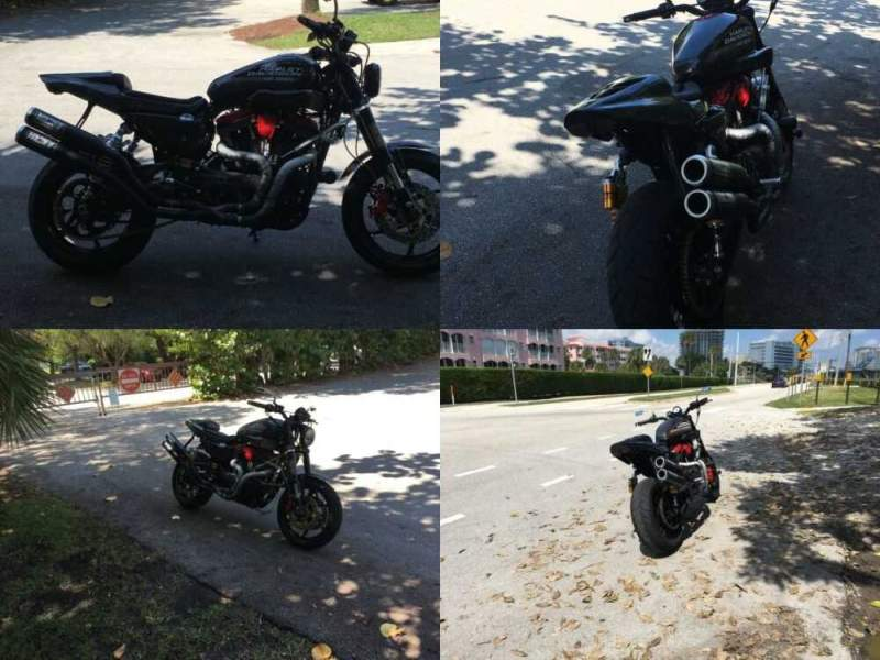 2011 Harley-Davidson Sportster  for sale craigslist photo