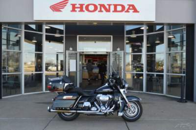 2011 Harley-Davidson Touring Electra Glide Ultra L Black for sale craigslist photo