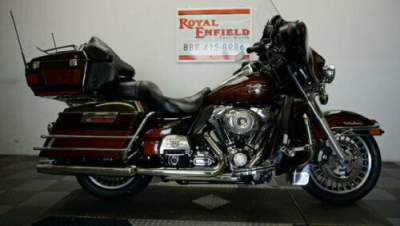 2011 Harley-Davidson Touring NICE TOURING BIKE!!! Brown for sale