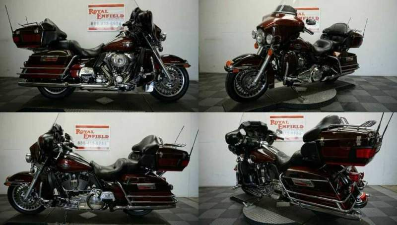 2011 Harley-Davidson Touring NICE TOURING BIKE!!! Brown for sale craigslist