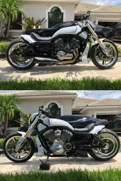 2011 Harley-Davidson V-ROD Silver for sale craigslist photo