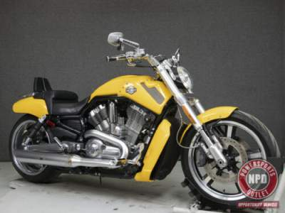 2011 Harley-Davidson V-ROD F VROD MUSCLE WABS YELLOW PEARL for sale
