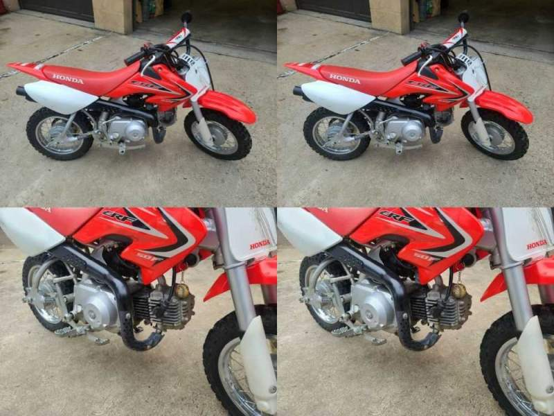 2011 Honda CRF Red for sale
