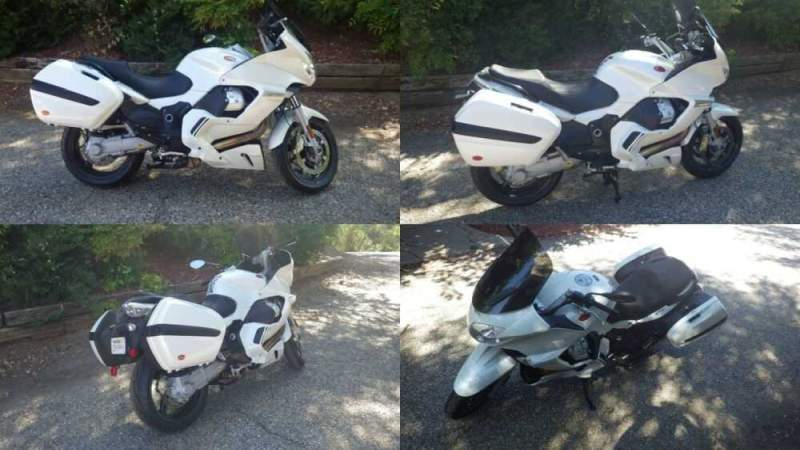 2011 Moto Guzzi Norge 1200 GT8V  for sale craigslist photo