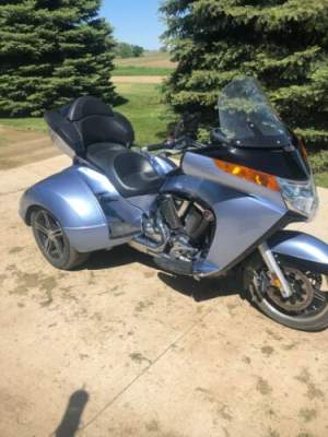 2011 Polaris Victory Vision (crossbow) Blue for sale