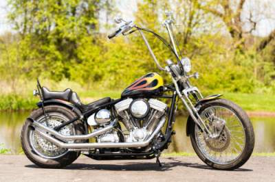 2012 American Classic Motors Chopper Flames for sale craigslist photo