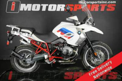 2012 BMW R 1200 GS Rally Edition White for sale craigslist photo