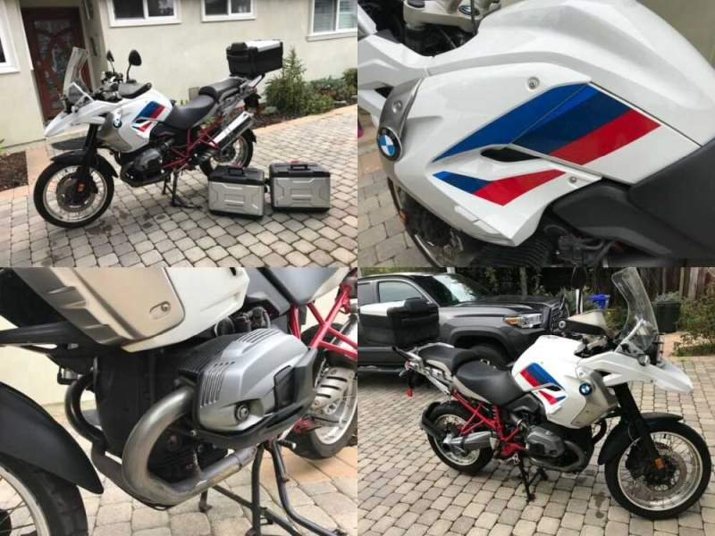 2012 BMW R-Series White for sale craigslist   Used ...