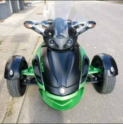 2012 Can-Am RS-S SE5 Green for sale craigslist photo