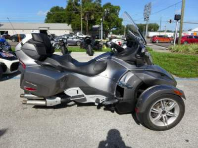 2012 Can-Am Spyder Simi Auto -- for sale craigslist photo