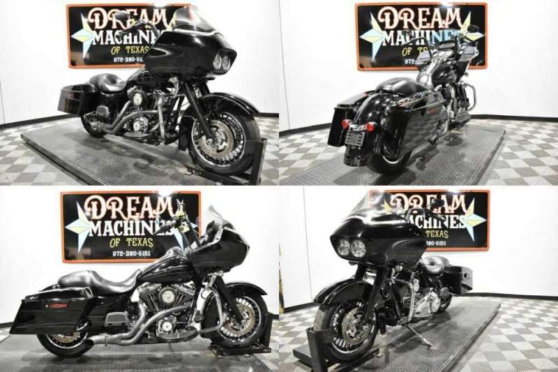 2012 Harley-Davidson FLTRX - Road Glide Custom Black for sale craigslist photo
