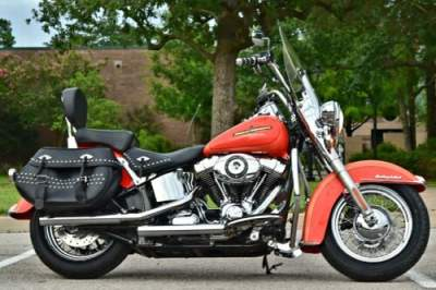 2012 Harley-Davidson Softail Tequila Sunrise for sale