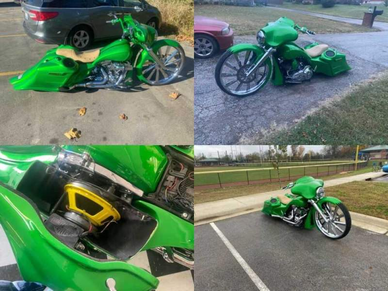 2012 Harley-Davidson Touring  for sale craigslist photo