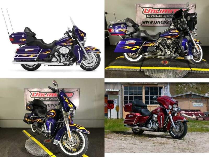 2012 Harley-Davidson Ultra Classic® Electra Glide® Purple for sale