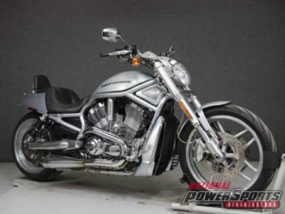 2012 Harley-Davidson V-ROD DX VROD NIGHT ROD SPECIAL 10TH ANNIVERSARY BRILLIANT SILVER PEARL for sale