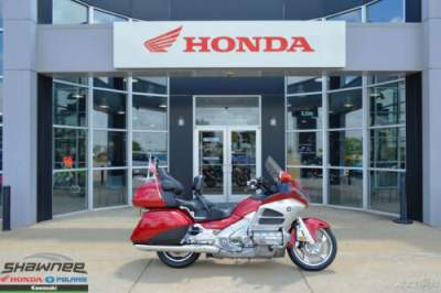 2012 Honda Gold Wing Audio / Comfort Red for sale craigslist photo