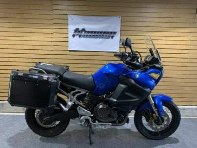 2012 Yamaha Super Tenere Blue for sale