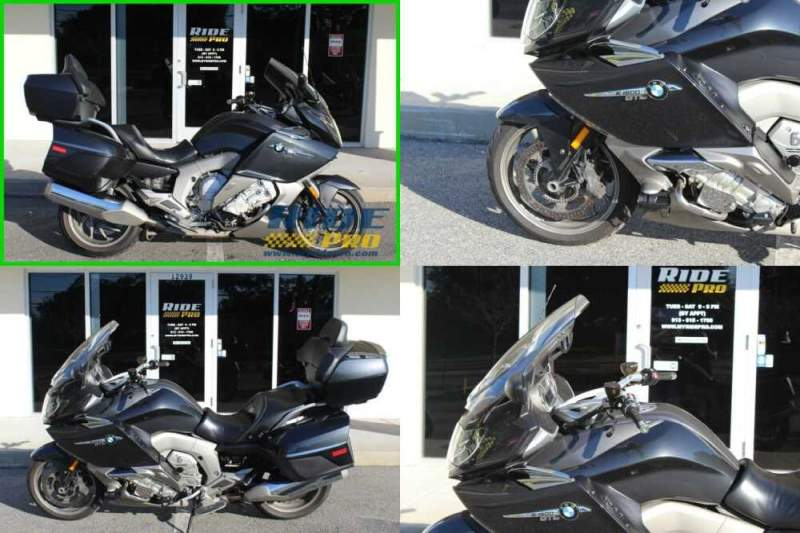 2013 BMW K-Series 1600 GTL GREY for sale craigslist