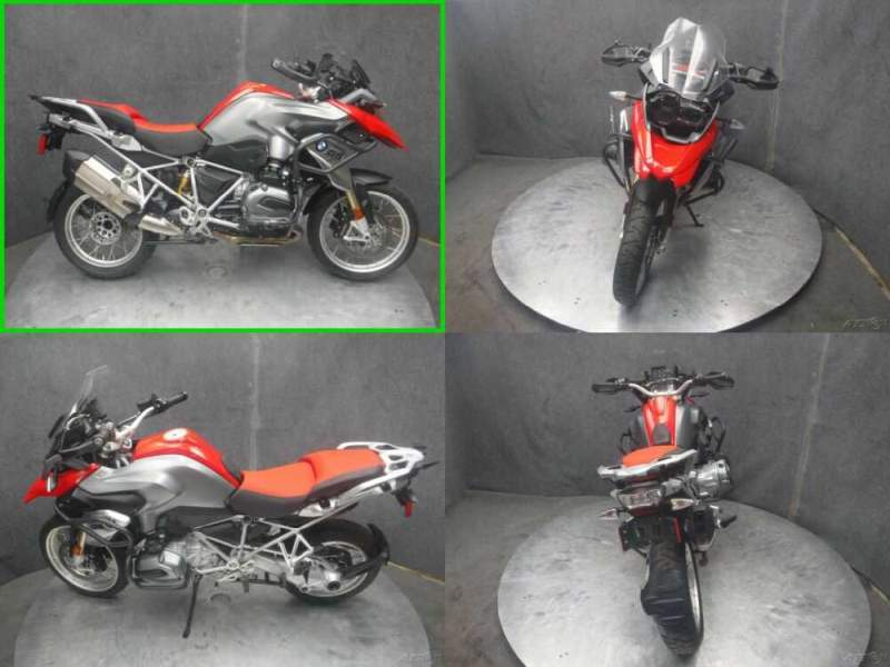 2013 BMW R-Series 1200 GS Red for sale craigslist photo