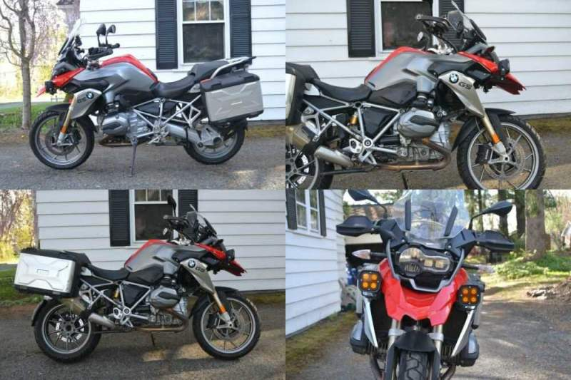 2013 BMW R-Series Red for sale craigslist photo