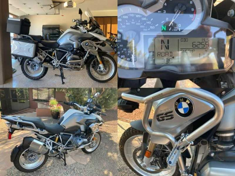 2013 BMW R-Series White for sale