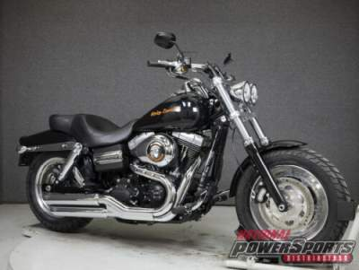 2013 Harley-Davidson Dyna FXDF FAT BOB MIDNIGHT PEARL for sale craigslist photo