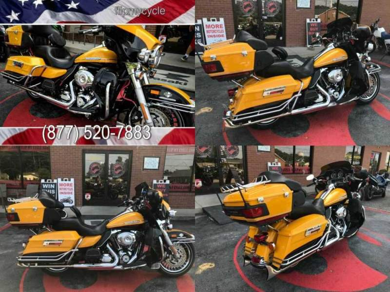 2013 Harley-Davidson ELECTRA GLIDE ULTRA LIMITED -- for sale craigslist photo