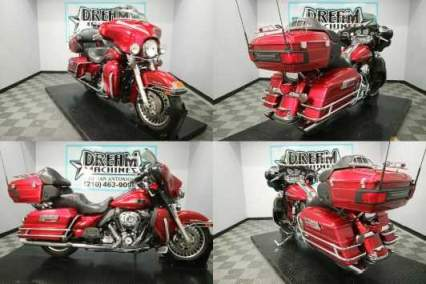 2013 Harley-Davidson FLHTCU - Electra Glide Ultra Classic Red for sale craigslist photo