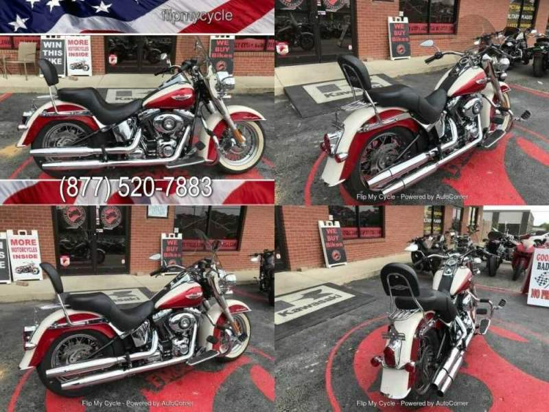 2013 Harley-Davidson SOFTAIL DELUXE -- for sale craigslist photo