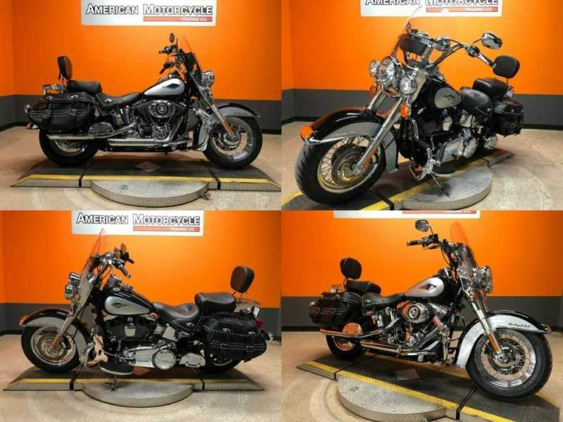 2013 Harley-Davidson Softail Silver for sale