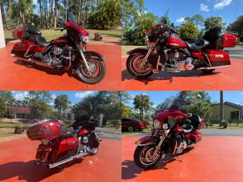 2013 Harley-Davidson Touring  for sale craigslist photo