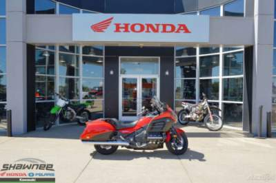 2013 Honda Gold Wing F6B Red for sale craigslist photo