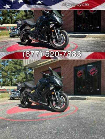 2013 Kawasaki EX 650 NINJA AB -- for sale craigslist photo