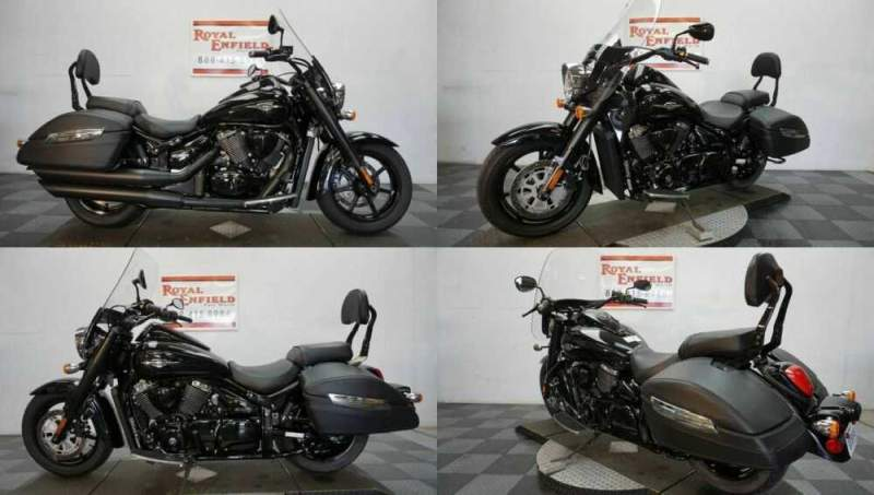 2013 Suzuki Boulevard LOW MILES NICE BIKE Black for sale craigslist
