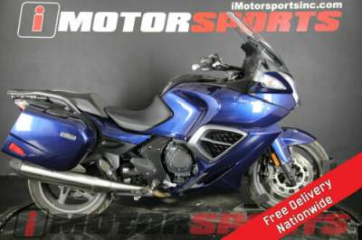 2013 Triumph Trophy Blue for sale craigslist photo